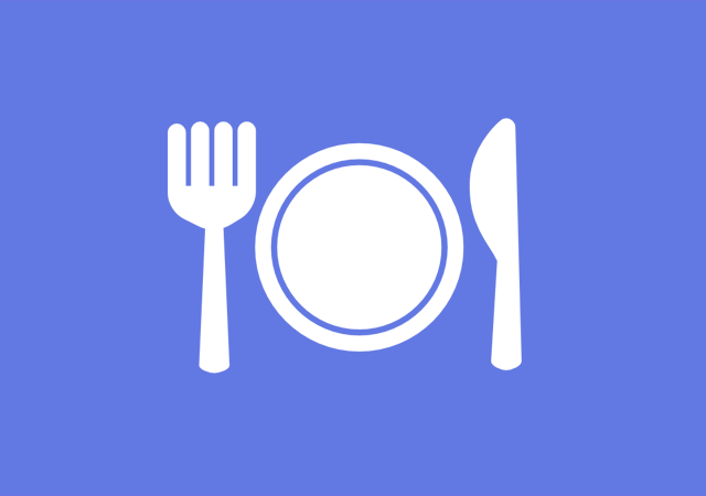 Restaurant Mobile App Fork and Knife